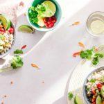 Alimenti sani e nutrienti