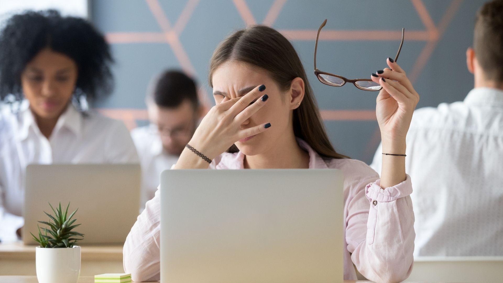 Difficoltà di concentrazione e stanchezza