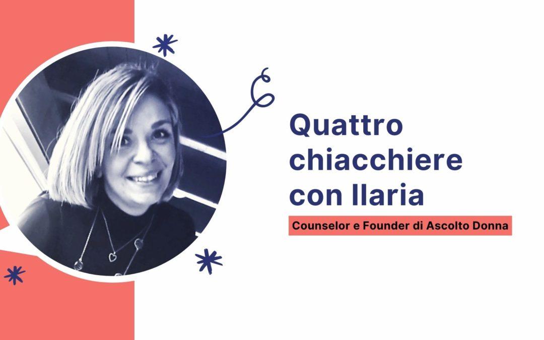 Intervista a Ilaria Quaresima: dalla PCOS ad Ascolto Donna